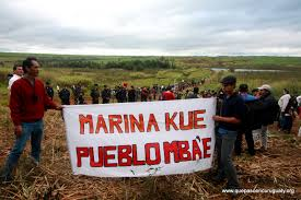 Definiciones sobre las tierras de Marina Kue