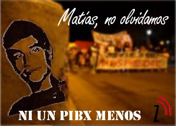 NEUQUÉN: Marcha a tres años del asesinato policial de Matías Casas