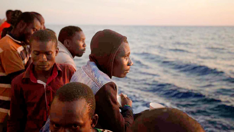 Toulouse, Francia: Concentración de migrantes sobrevientes al genocidio en reclamo de sus derechos