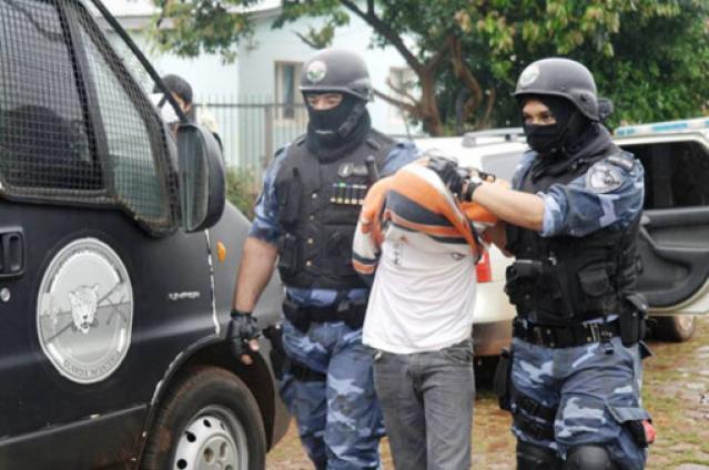 Prisionero en democracia por ser un activista sindical