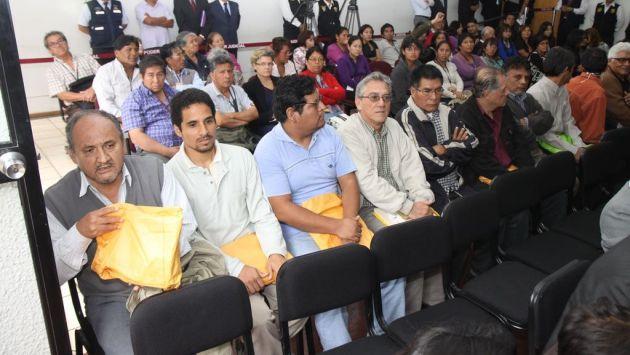 Perú: Audiencia Pública por el