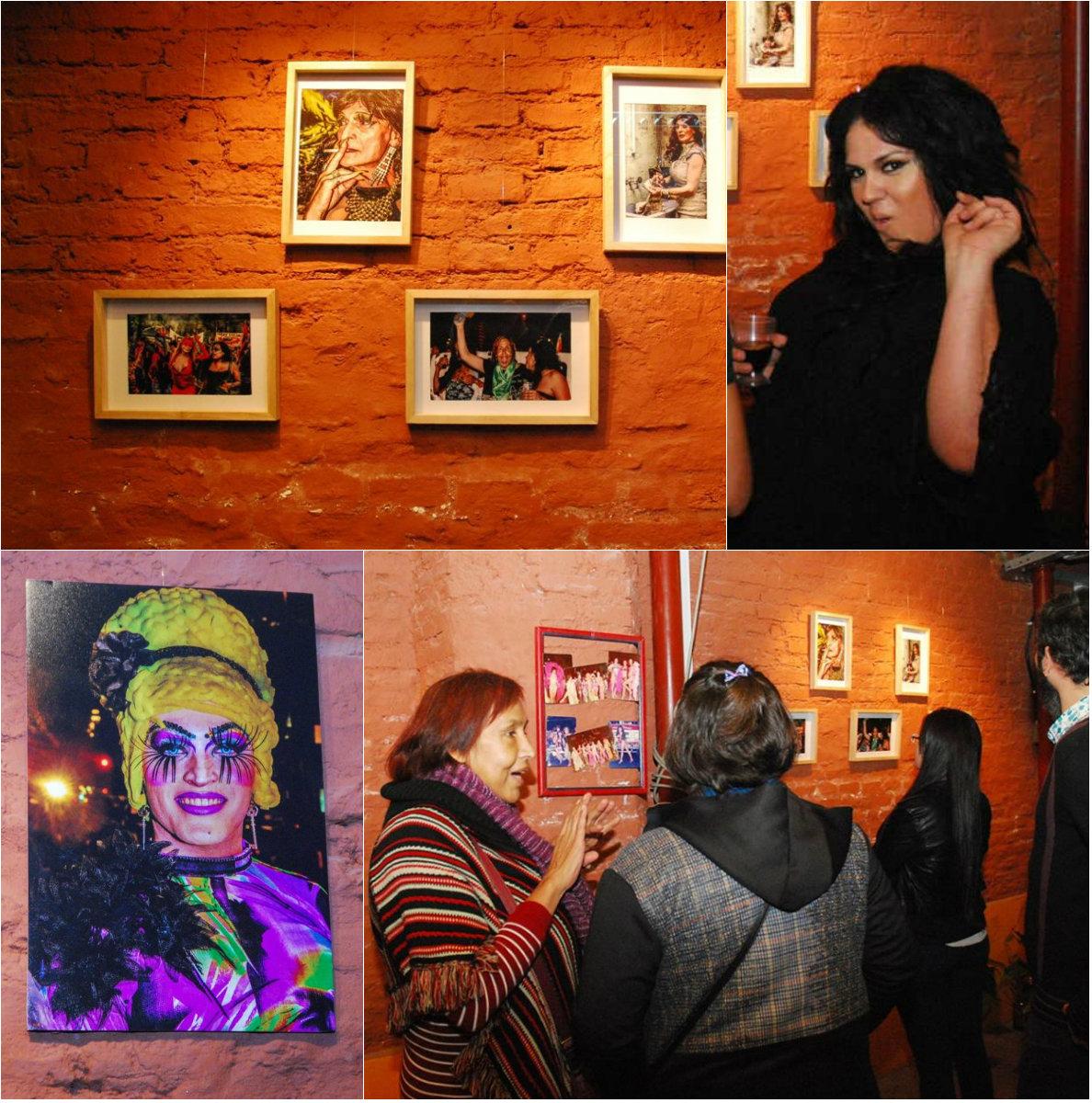 Muestra fotográfica: Furia Travesti