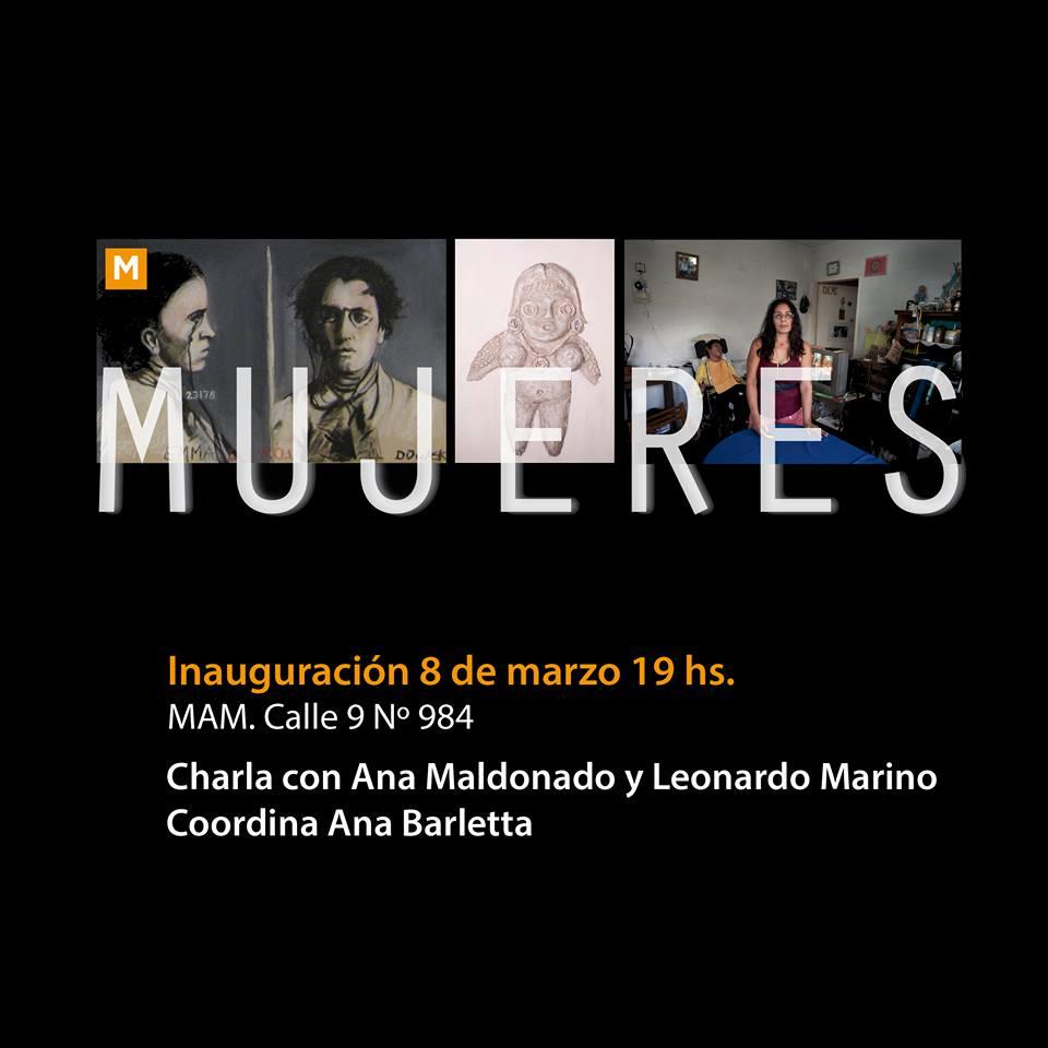"""Hoy inaugura la muestra colectiva """"Mujeres"""" en el Museo de Arte y Memoria"""