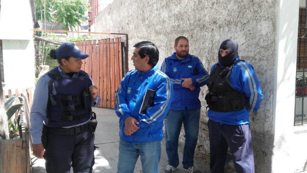 """Neuquén y Río Negro: Allanamientos a militantes con la excusa buscar """"pruebas"""" de bombas caseras"""