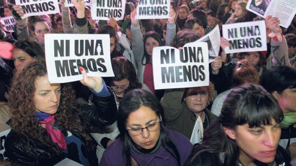 Ni Una Menos- Hoy 4/6- 16 hs- Piedras y Avenida de Mayo, Caba