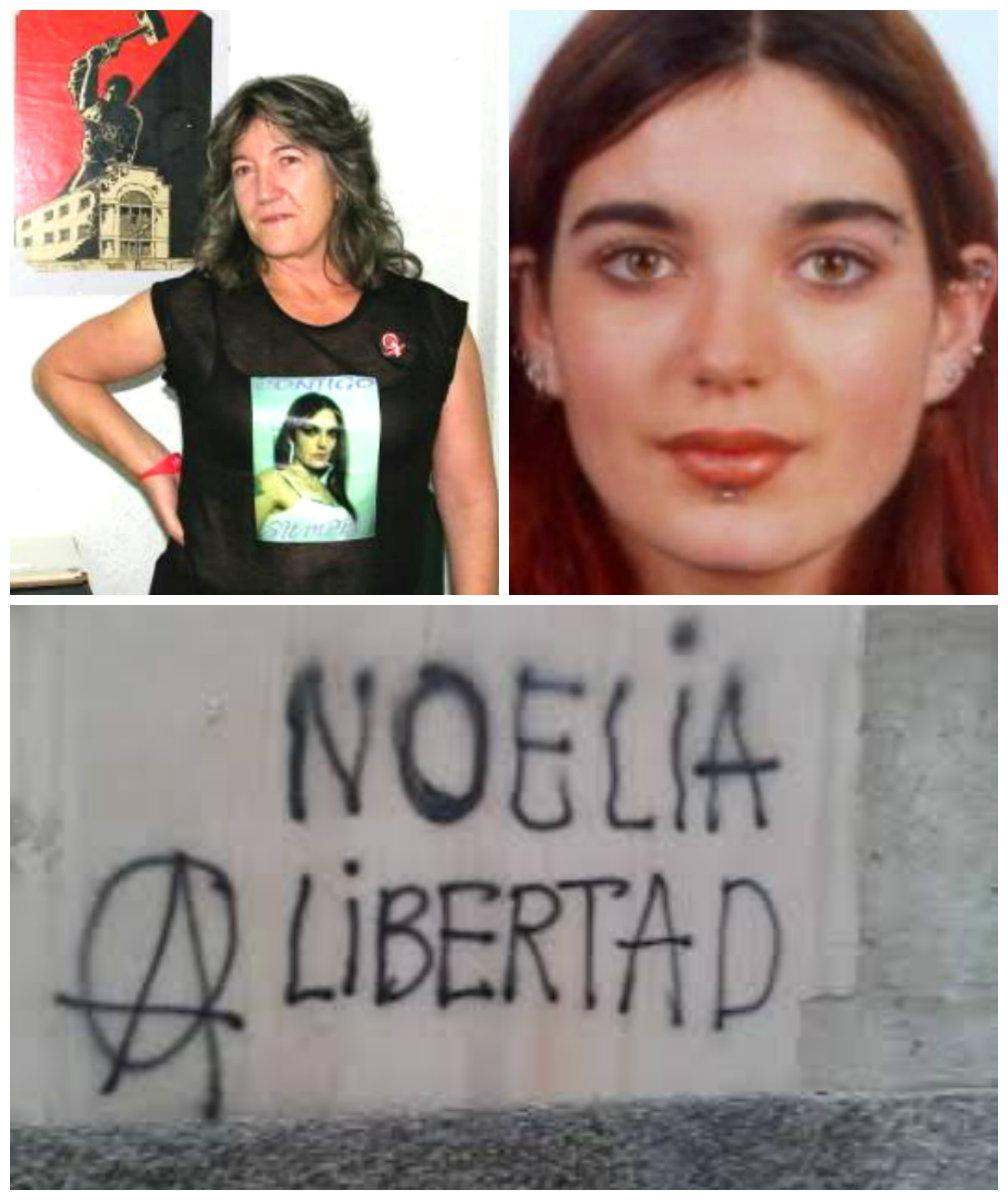 Noelia Cotelo recuperó la libertad tras ocho años en las cárceles españolas