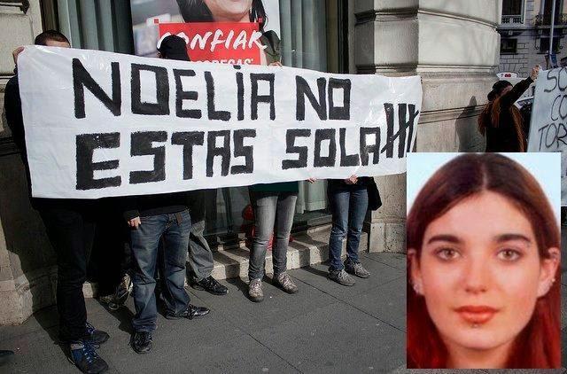 """Mesa redonda """"Prisión y mujer en la calle"""" y performance en apoyo a Noelia Cotelo"""