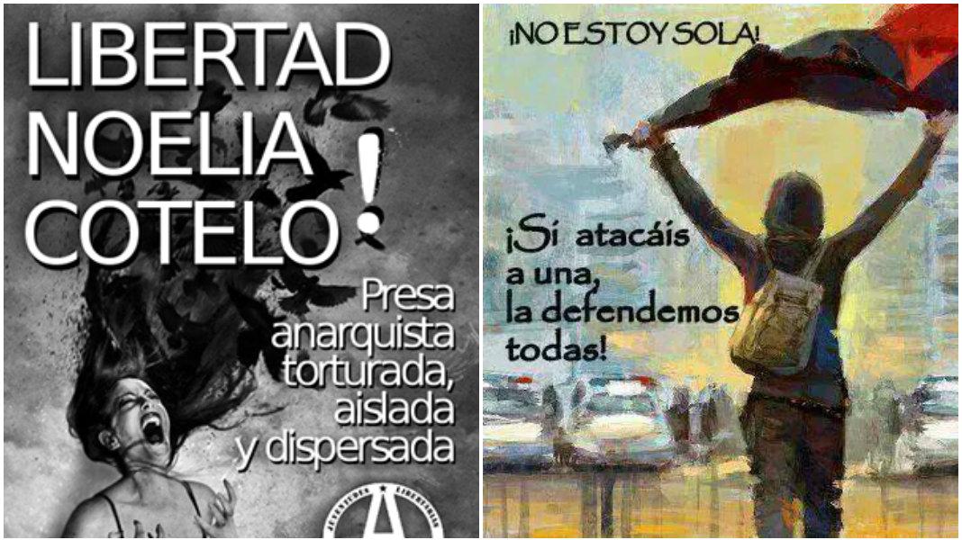 España: Libertad a Noelia Cotelo