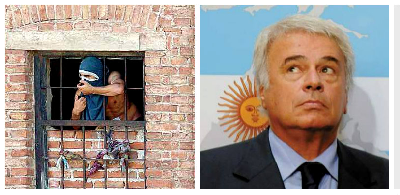 Córdoba oculta la grave situación de sus cárceles