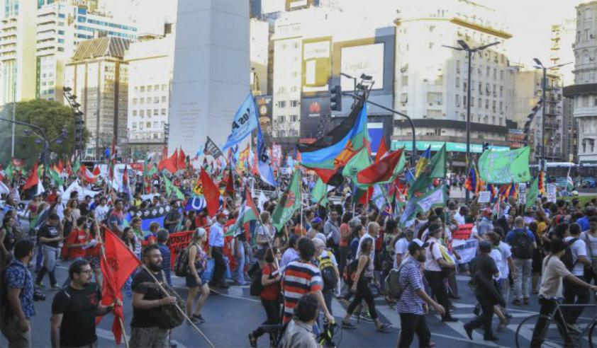 ¡Libertad a los presos políticos de la OMC!