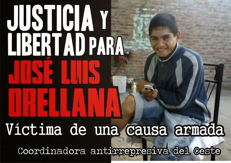 Apuñalaron a José Luis Orellana en la Cárcel de Mercedes