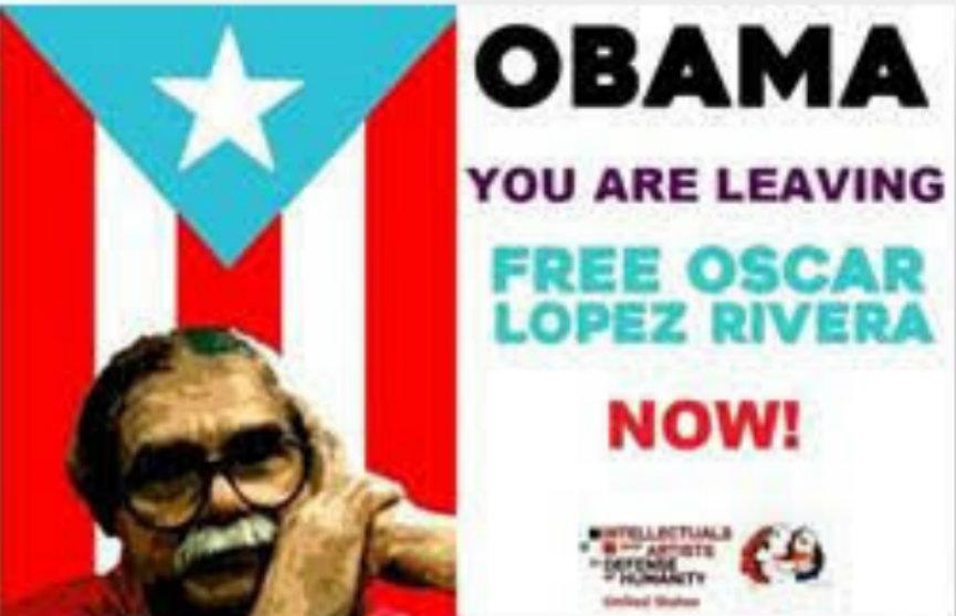 LLamado Urgente por la Libertad de Oscar López Rivera, preso en EEUU,  ¡FIRME LA PETICION AHORA!