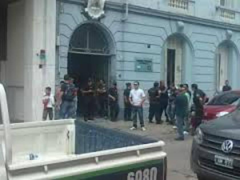Siete presos muertos en la Comisaría 1ª de Pergamino bajo responsabilidad de La Bonaerense