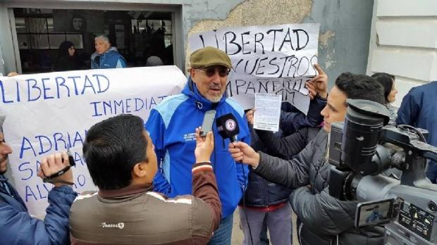 Jujuy : El Seom realizará una Marcha por la Libertad y en contra de la represión