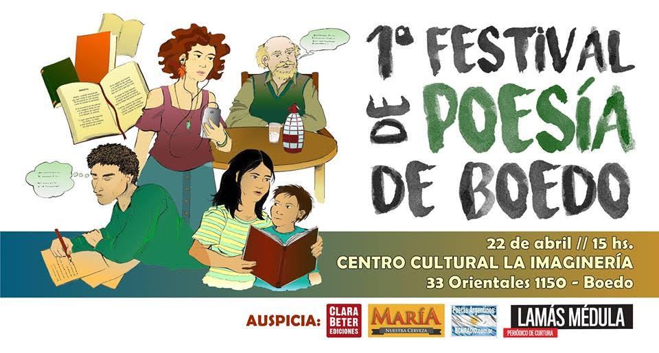 1º Festival de Poesía de Boedo