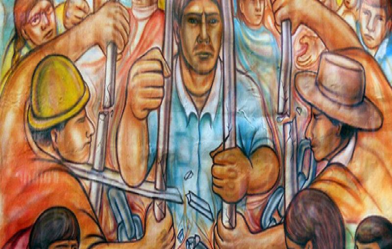 Marcha por los presos políticos del Perú- Desde Plaza de Mayo al Consulado- Miércoles 23 a las 12 horas