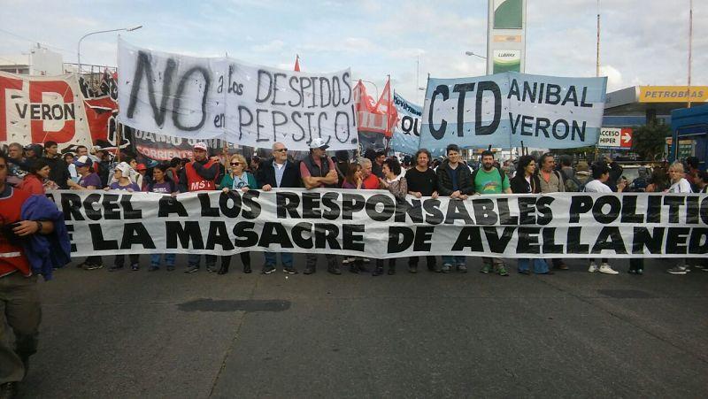 Darío y Maxi: ¡Castigo a los responsables políticos!