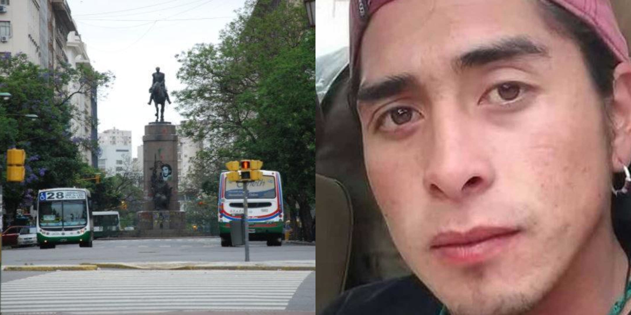 ¡Justicia por Rafa Nahuel!  Concentración el 25/7 - 17 horas- Monumento al genocida Julio A. Roca - Diagonal Sur y Perú, CABA