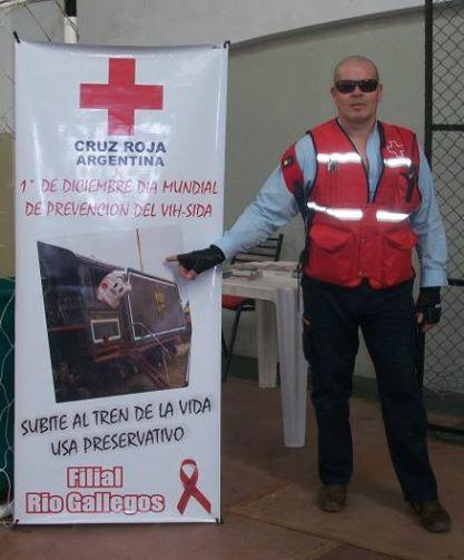 """Los """"grises"""" Rubén Medina y Alejandra Marchan hostigan al preso Ramón Solari"""