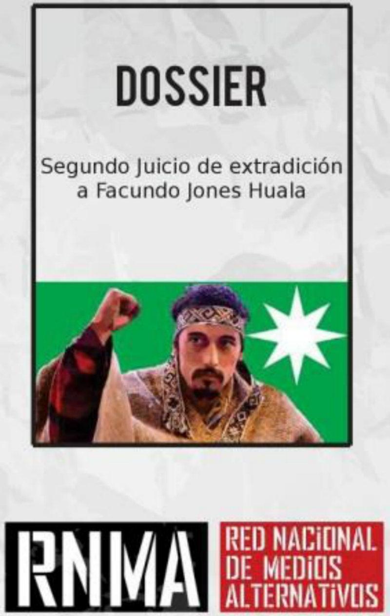 Dossier:¿Por qué el juicio contra Jones Huala es ilegal?