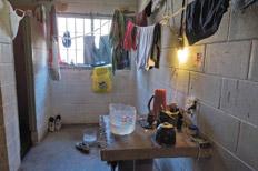 Mujer en huelga de hambre por falta de atención médica en la U-46 de San Martín