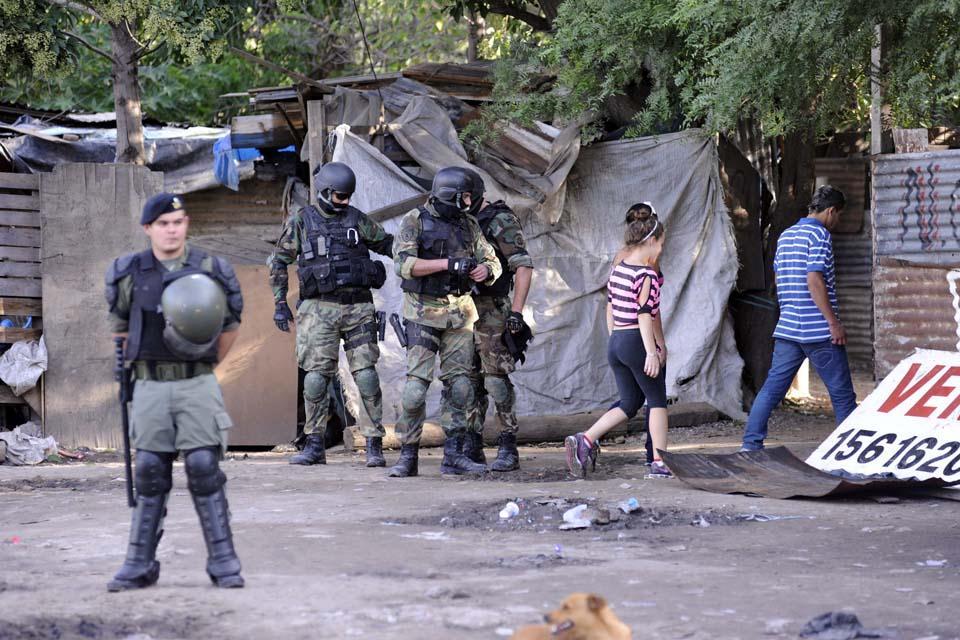 De la Rosario narco, a la Rosario militar