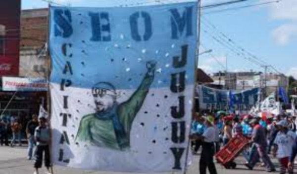 Jujuy: ordenaron la detención de compañeros del SEOM
