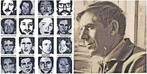 """A 46 años del fusilamiento de 16 compañeros en la base naval """"Almirante Zar"""": ¡Gloria a los héroes de Trelew!"""