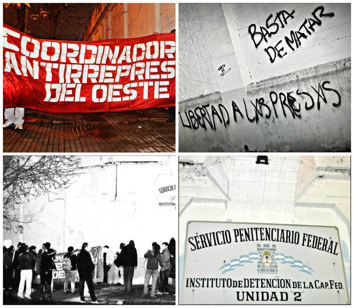 Devoto: Batucada y movilización contra genocidas y en defensa de las mujeres madres de la U31