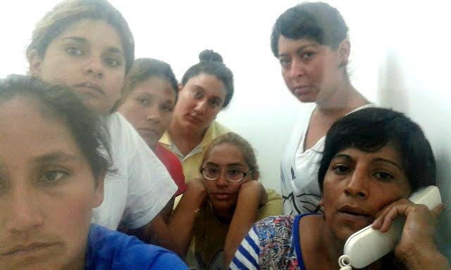 Liberaron a las presas políticas de Cerrilos- Se mantiene la marcha a la Casa de Salta - Mañana a las 10 en el Obelisco.