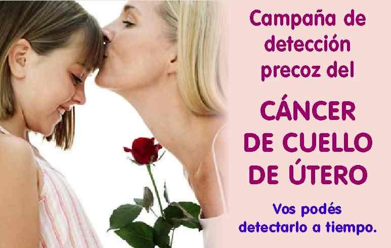 El SPF no previene el cáncer de útero de las cautiva a pesar de los reclamos
