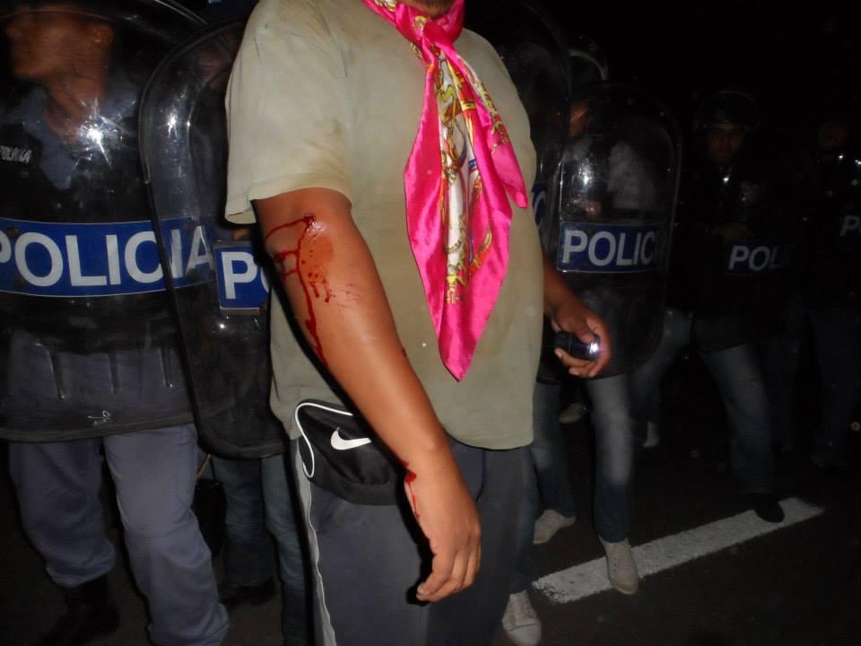 24 de Marzo en Formosa:Día Provincial de la Represión a los Wichí