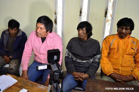 Wichís presos en Las Lomitas: persiste la huelga hambre