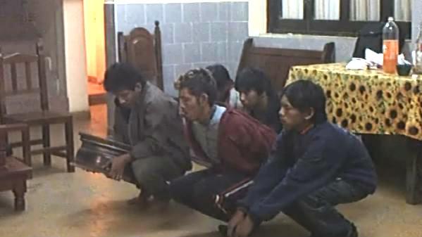 Torturan a cinco demorados en comisaría de Formosa